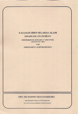 Auditor Report 2010
