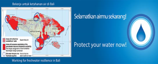 Bali Water Protection Program