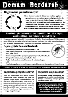 Dengue Fever Fact Sheet