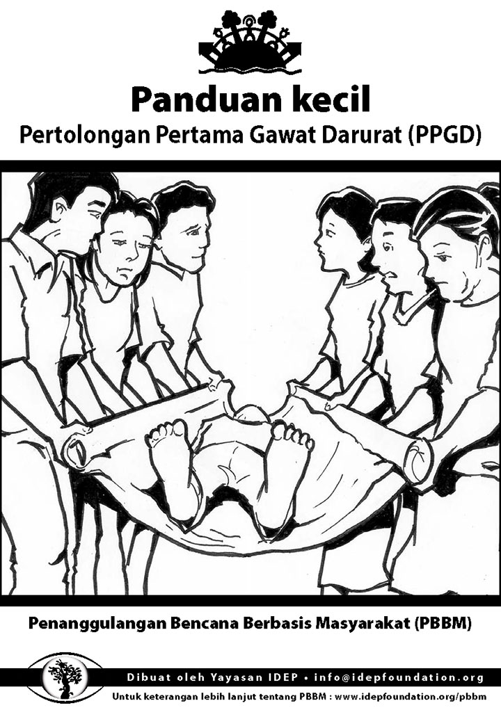 idep foundation disaster management booklet 08 emergency first aid id