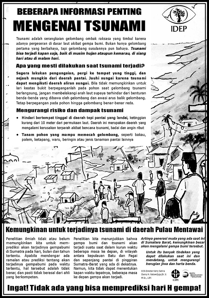 idep foundation disaster management factsheet 06 tsunami id