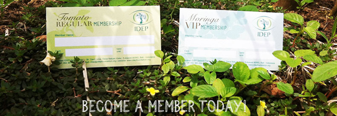 idep foundation membership banner