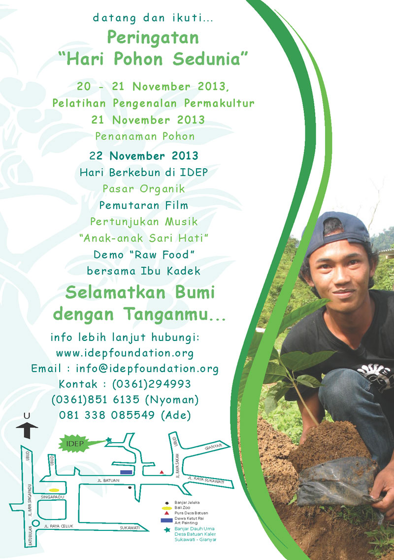 IDEP Foundation - World Tree Day Festival