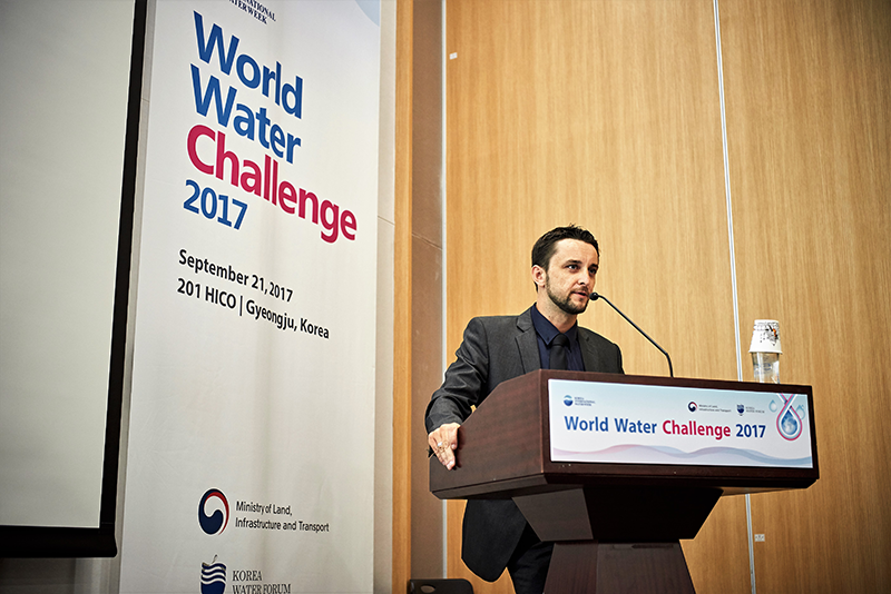 IDEP Foundation on World Water Challenge