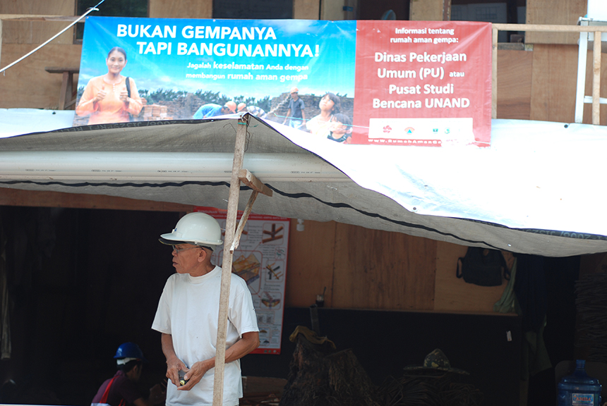idep foundation indonesia earthquake safebuilding campaign
